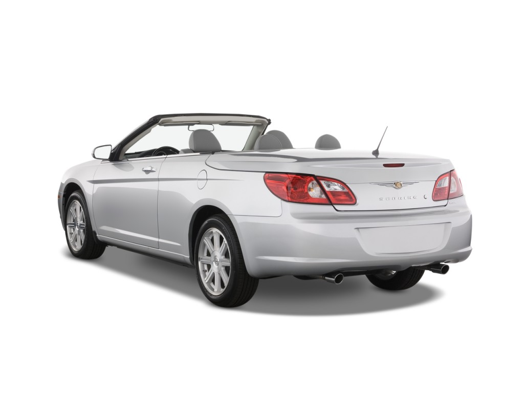 image 2008 chrysler sebring 2 door convertible limited