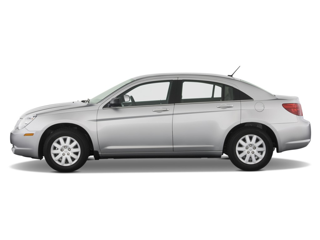 Image 2008 Chrysler Sebring 4 Door Sedan Lx Fwd Side