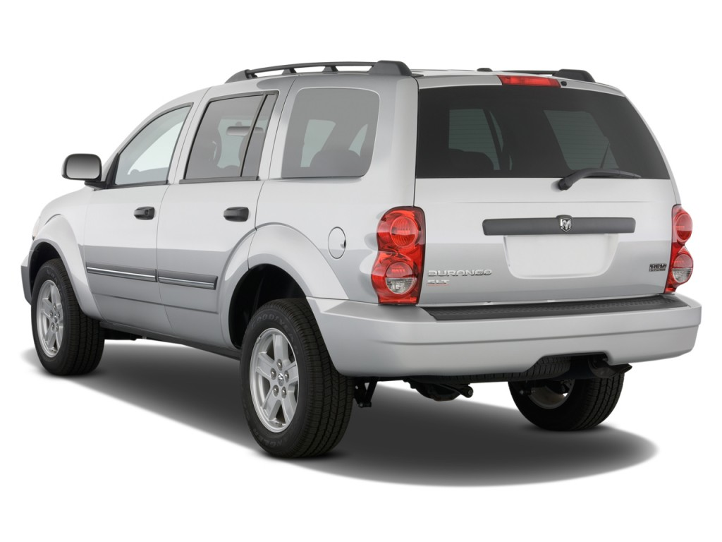 2008 Dodge Durango Pictures Photos Gallery Green Car Reports
