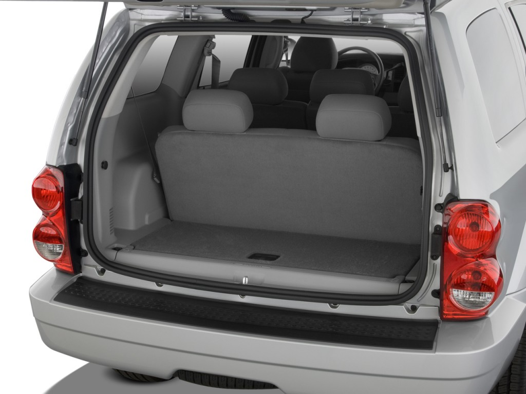 image 2008 dodge durango 2wd 4 door slt trunk size 1024. Black Bedroom Furniture Sets. Home Design Ideas