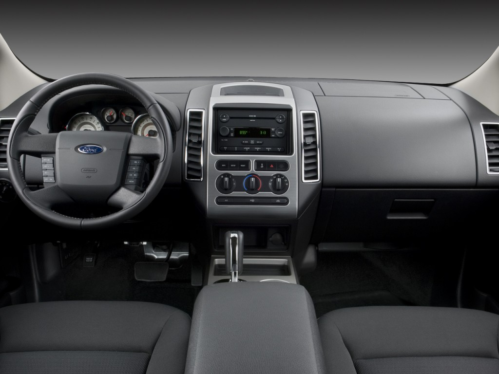2008 Ford Edge Sel Interior Www Proteckmachinery Com