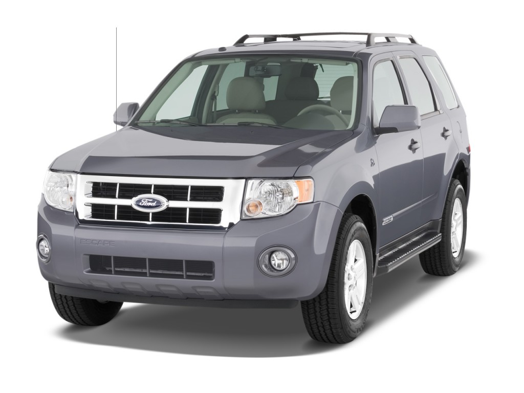 2008 ford escape pictures photos gallery green car reports. Black Bedroom Furniture Sets. Home Design Ideas