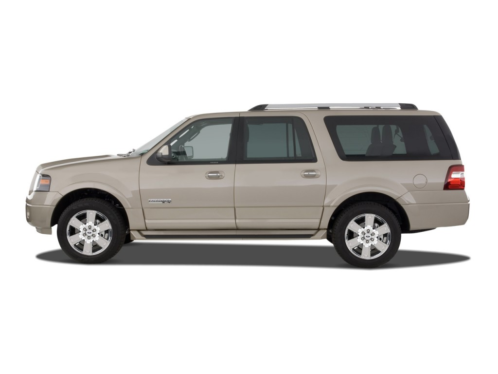 2008 Ford Expedition El Pictures Photos Gallery Motorauthority