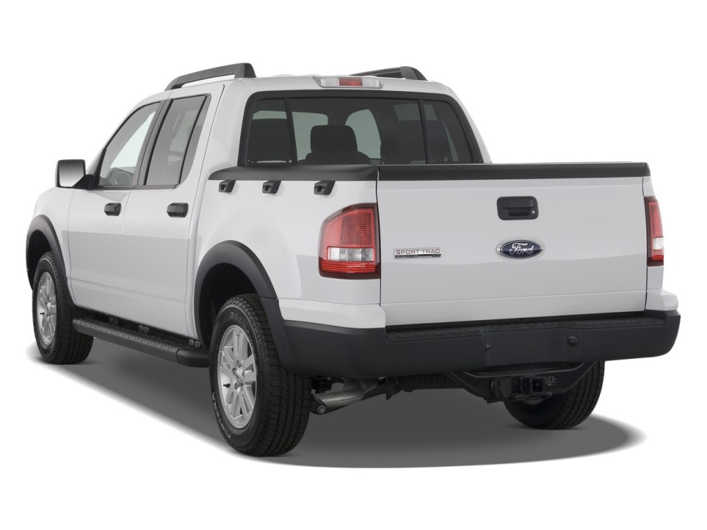 2008 Ford Explorer Sport Trac Pictures Photos Gallery