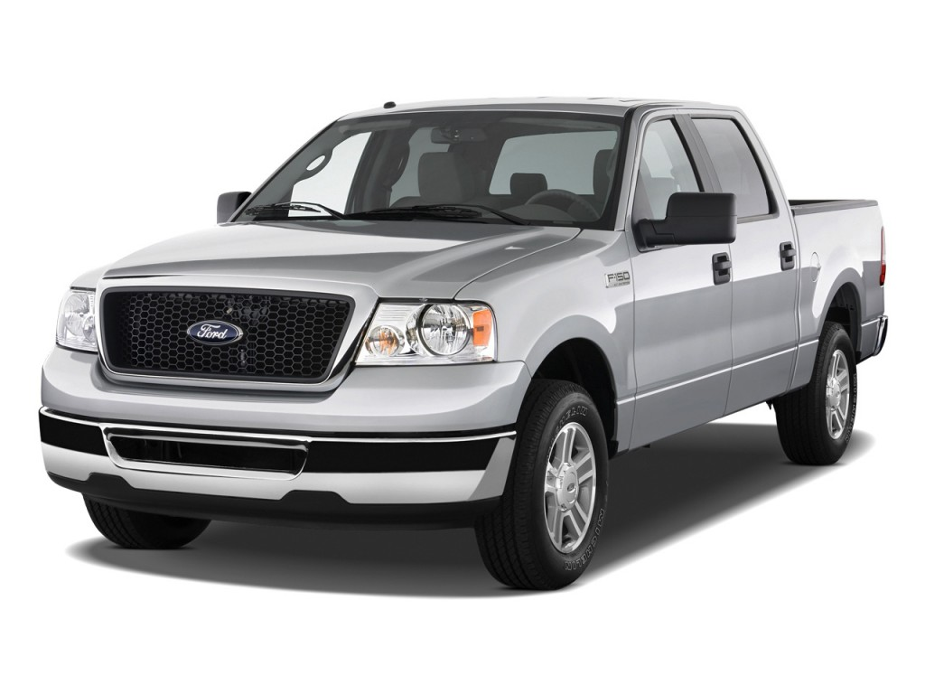 2008 ford f 150 pictures photos gallery the car connection. Black Bedroom Furniture Sets. Home Design Ideas