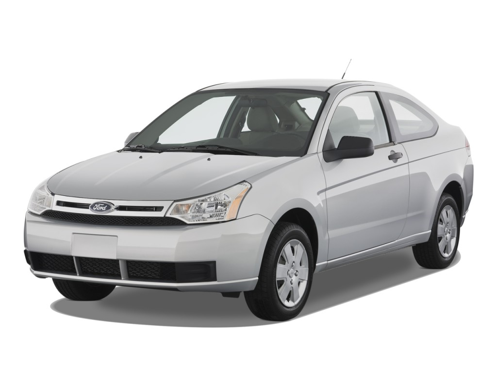 2008 Ford Focus Ses 2 Door Coupe
