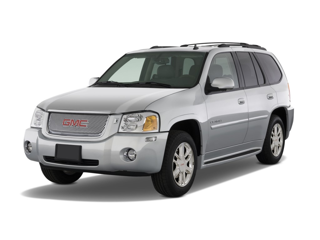 gmc envoy review the truth about cars new car reviews. Black Bedroom Furniture Sets. Home Design Ideas