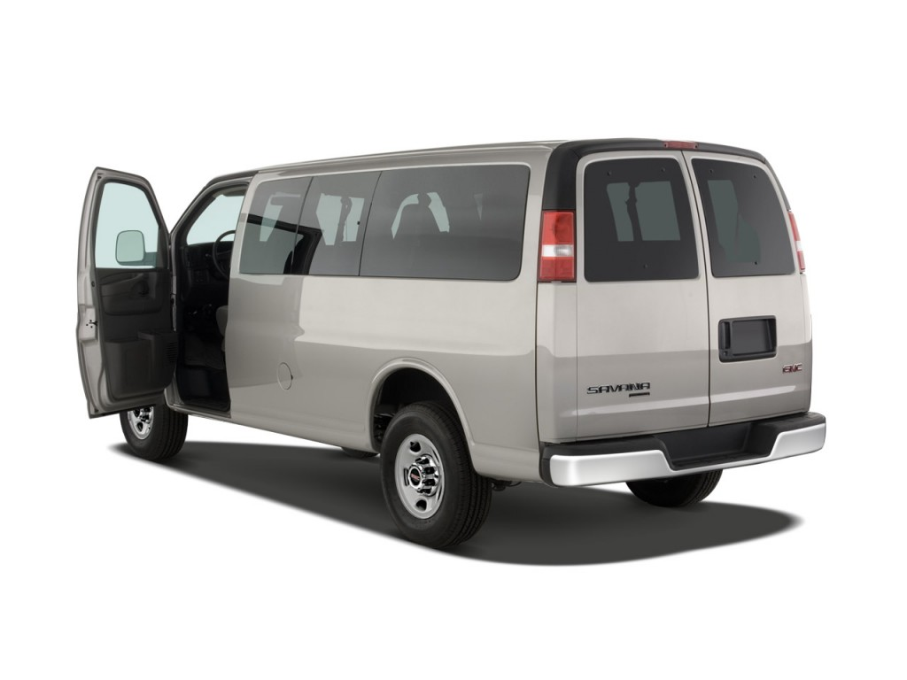 image 2008 gmc savana passenger rwd 3500 135 open doors. Black Bedroom Furniture Sets. Home Design Ideas