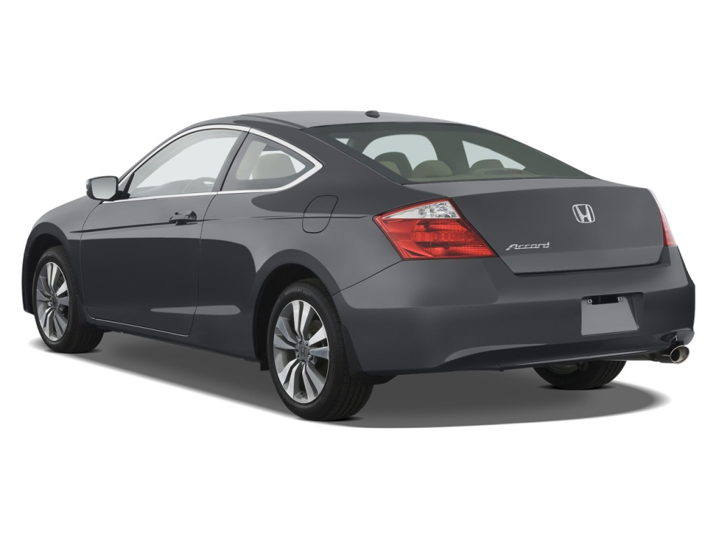Image 2008 Honda Accord Coupe 2 Door I4 Auto Ex L Angular