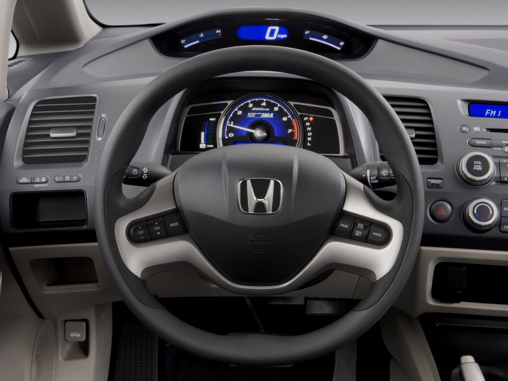 8th Gen Steering Wheel  Can We Mount It Up