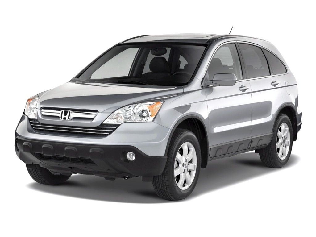 2008 Honda Cr V Pictures Photos Gallery Motorauthority