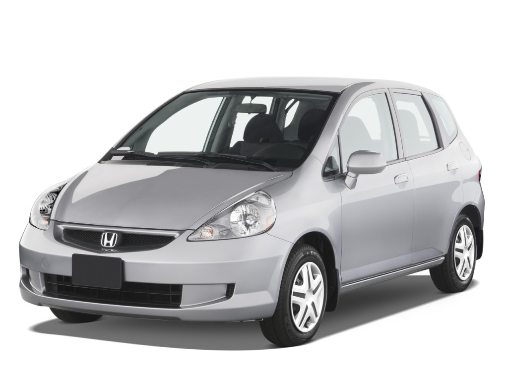 2008 Honda Fit Pictures Photos Gallery Motorauthority