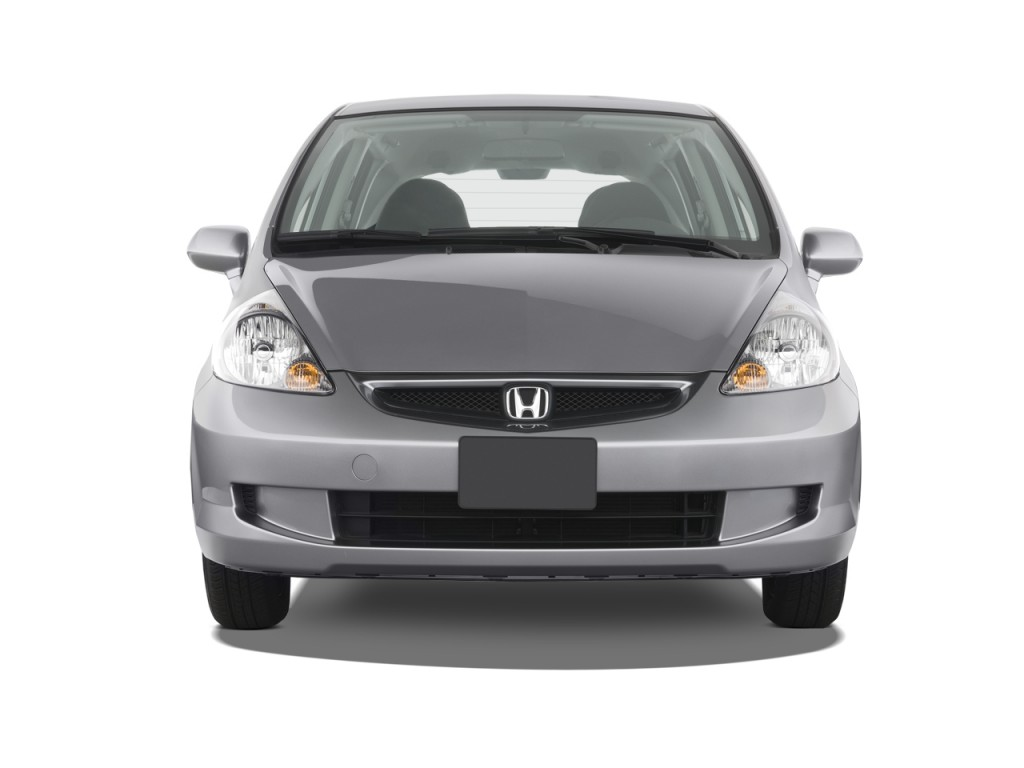 Image 2008 Honda Fit 5dr Hb Auto Front Exterior View Size 1024 X 768 Type Gif Posted On