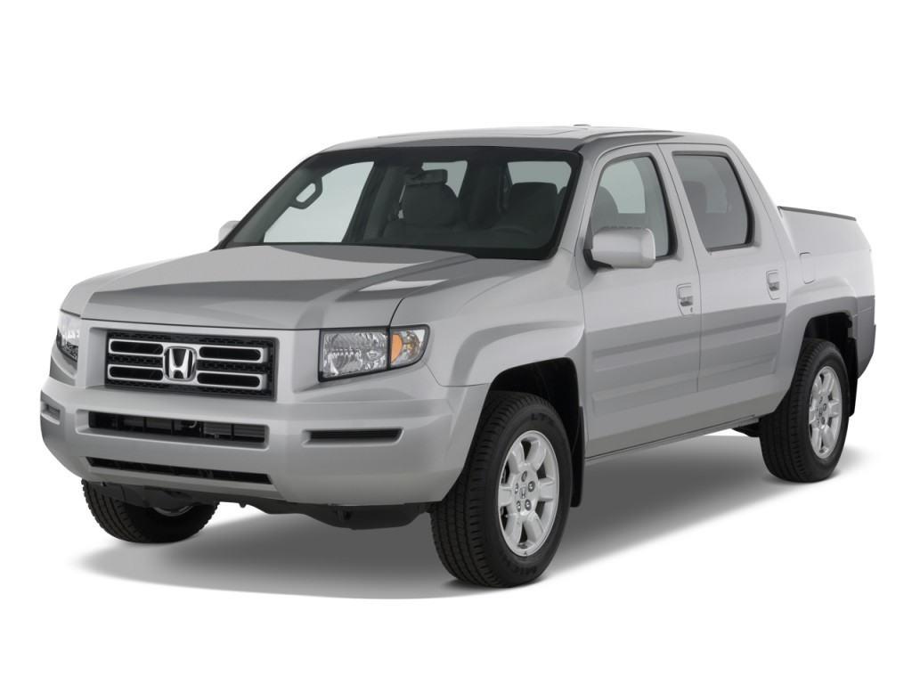 2008 honda ridgeline pictures photos gallery green car. Black Bedroom Furniture Sets. Home Design Ideas