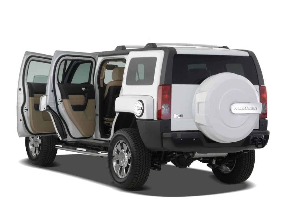 image 2008 hummer h3 4wd 4 door suv h3x open doors size. Black Bedroom Furniture Sets. Home Design Ideas