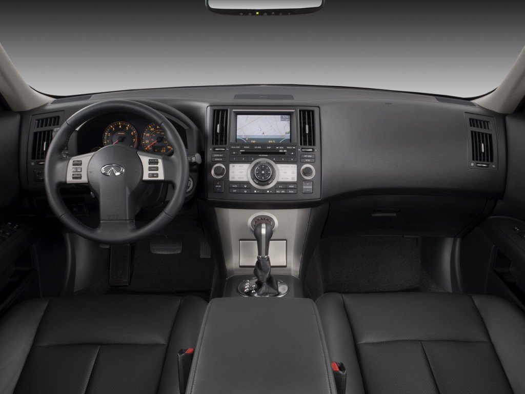 image 2008 infiniti fx35 rwd 4 door dashboard size 1024. Black Bedroom Furniture Sets. Home Design Ideas