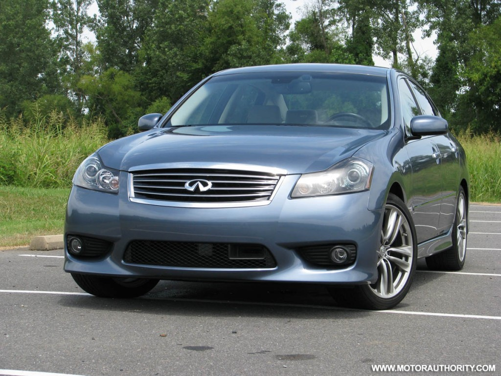 2008 infiniti m45 pictures photos gallery green car reports. Black Bedroom Furniture Sets. Home Design Ideas