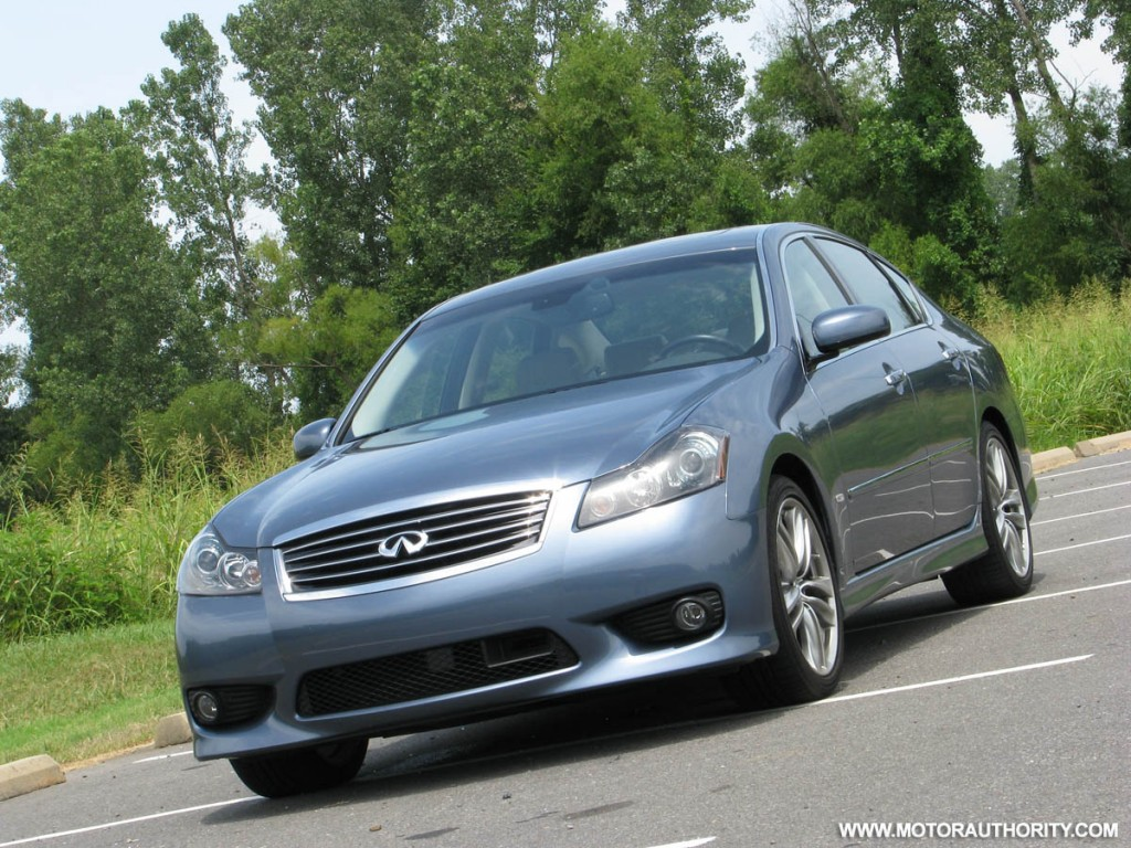 2008 infiniti m45 pictures photos gallery motorauthority. Black Bedroom Furniture Sets. Home Design Ideas