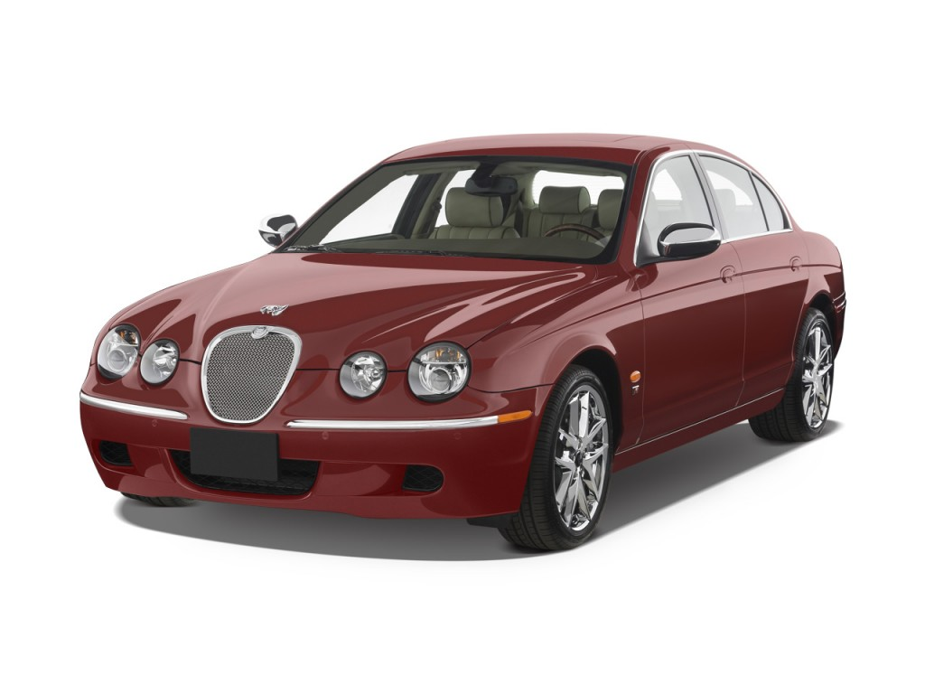 2008 jaguar s type pictures photos gallery motorauthority. Black Bedroom Furniture Sets. Home Design Ideas
