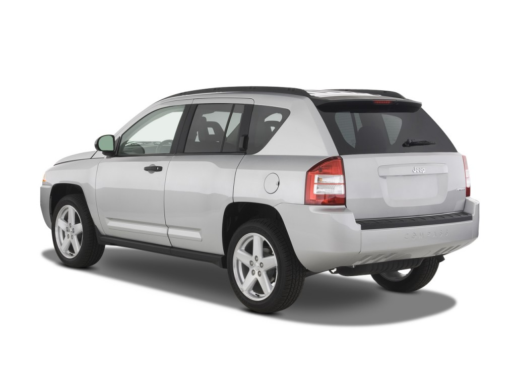 2009 Jeep Compass Pictures  Photos Gallery
