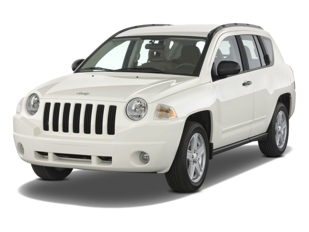 2008 Jeep Compass Pictures Photos Gallery Motorauthority