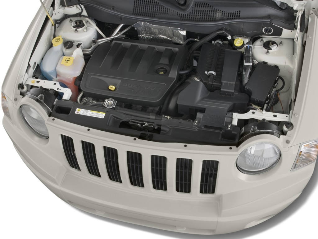 Image 2008 Jeep Compass Fwd 4 Door Sport Engine Size