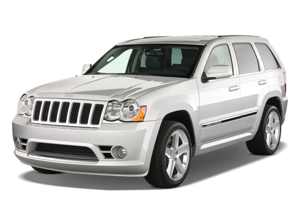 2008 jeep grand cherokee pictures photos gallery the car connection. Black Bedroom Furniture Sets. Home Design Ideas