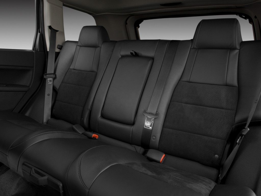 image 2008 jeep grand cherokee 4wd 4 door srt 8 rear seats size 1024 x 768 type gif posted. Black Bedroom Furniture Sets. Home Design Ideas