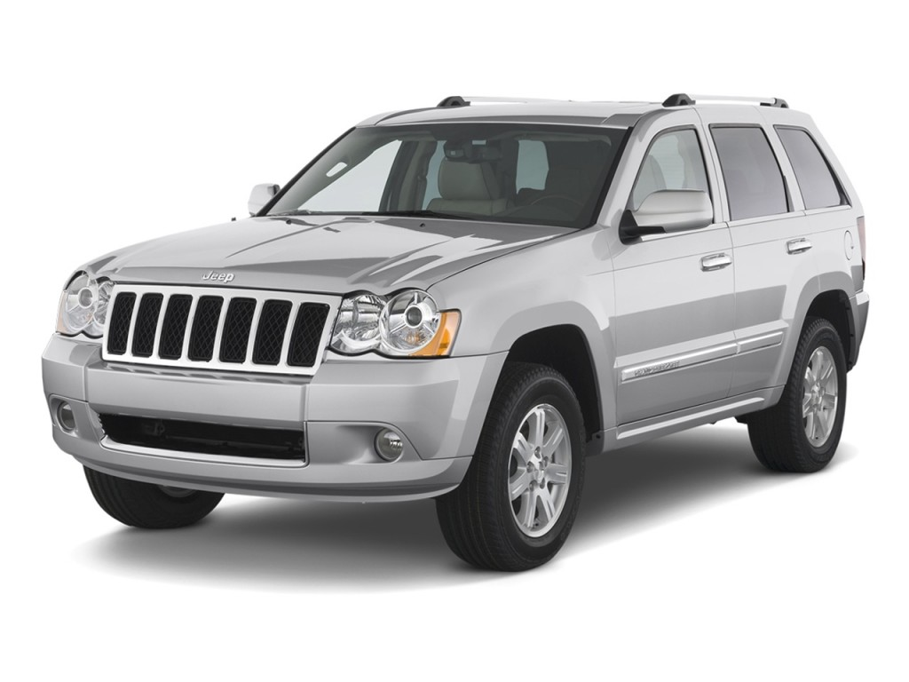 image 2008 jeep grand cherokee rwd 4 door overland angular front exterior view size 1024 x. Black Bedroom Furniture Sets. Home Design Ideas
