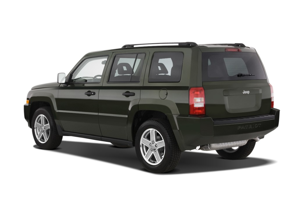 2008 jeep patriot pictures photos gallery the car connection. Black Bedroom Furniture Sets. Home Design Ideas