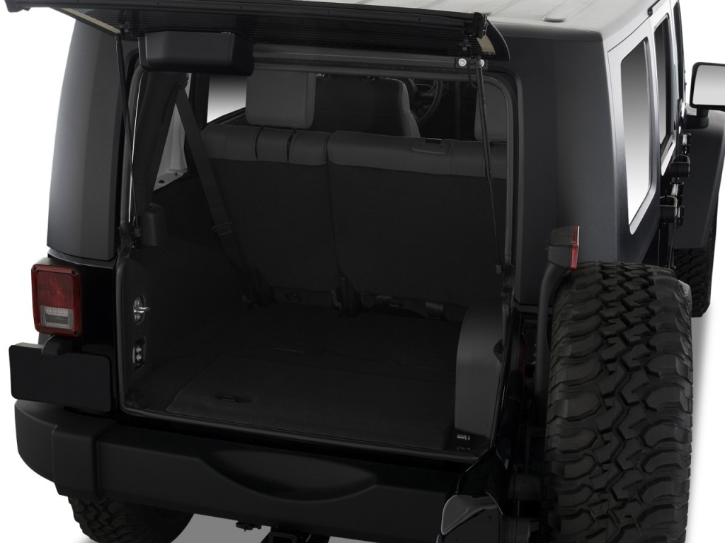 Image 2008 Jeep Wrangler 4wd 4 Door Unlimited Rubicon