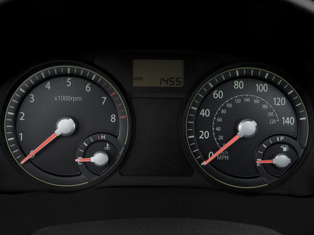 2013 Kia Rio Lx >> can i change my MC INSTRUMENT CLUSTER to one with temp
