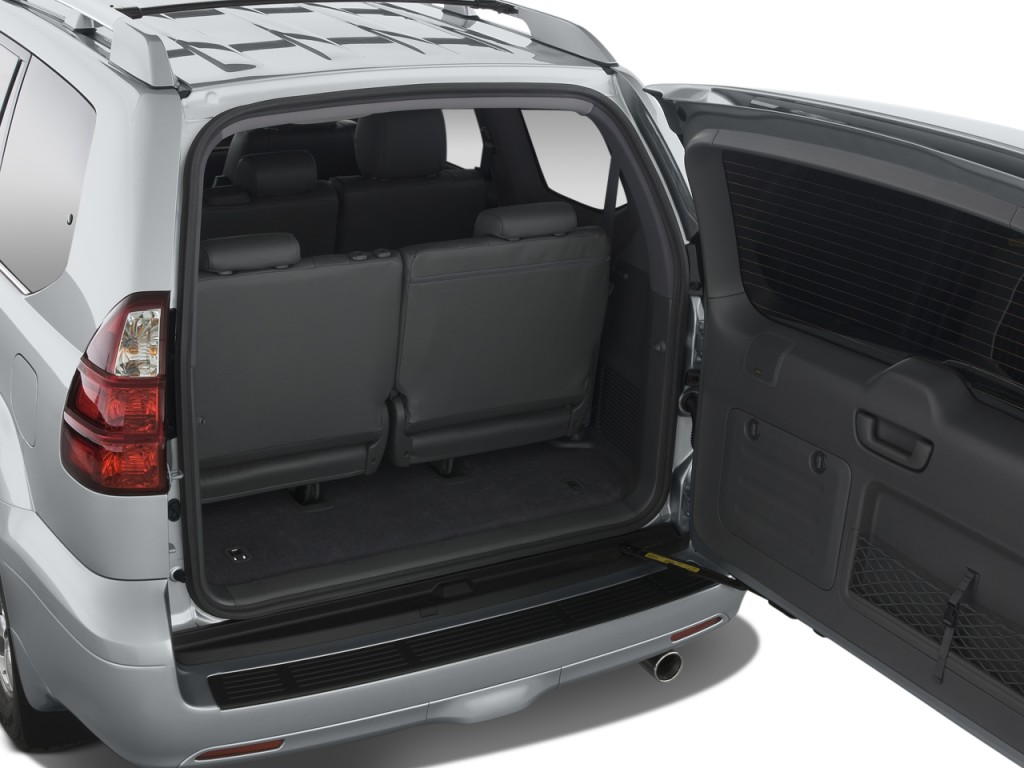 image 2008 lexus gx 470 4wd 4 door trunk size 1024 x 768 type gif posted on december 6. Black Bedroom Furniture Sets. Home Design Ideas