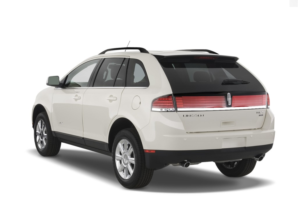 2008 Lincoln MKX Pictures/Photos Gallery - MotorAuthority