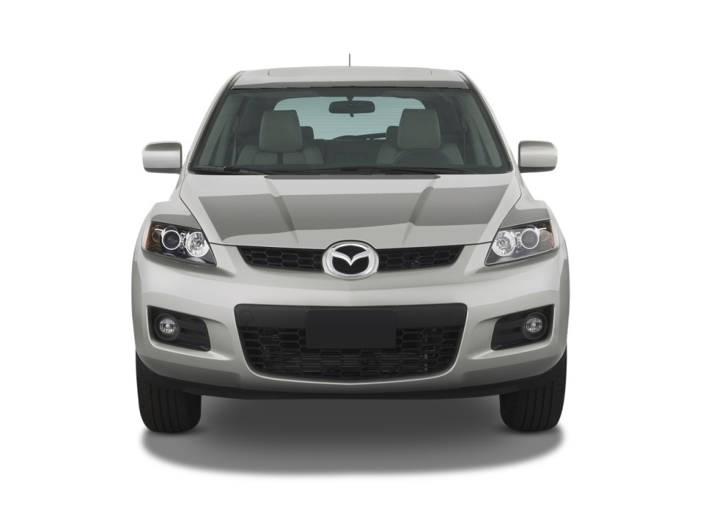 2008 mazda cx 7 pictures photos gallery motorauthority. Black Bedroom Furniture Sets. Home Design Ideas