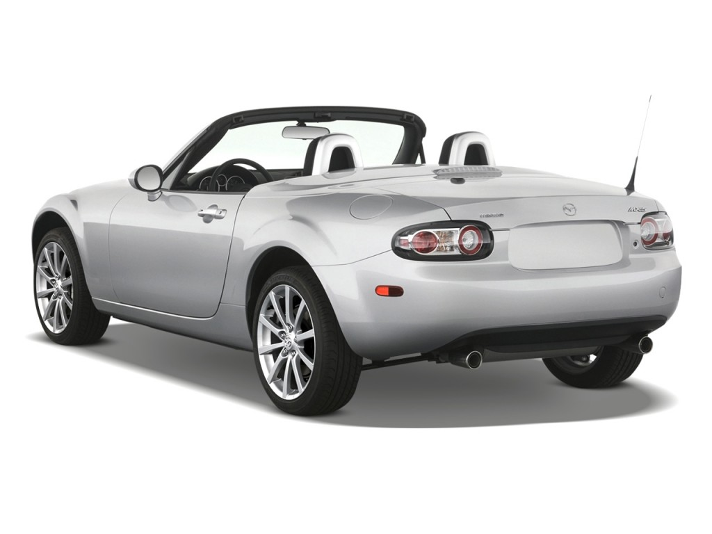 2008 mazda mx 5 miata pictures photos gallery the car connection. Black Bedroom Furniture Sets. Home Design Ideas