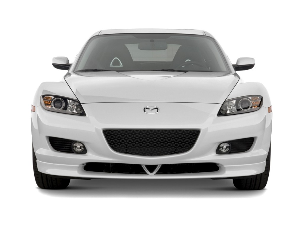 Image 2008 Mazda Rx 8 4 Door Coupe Auto Grand Touring