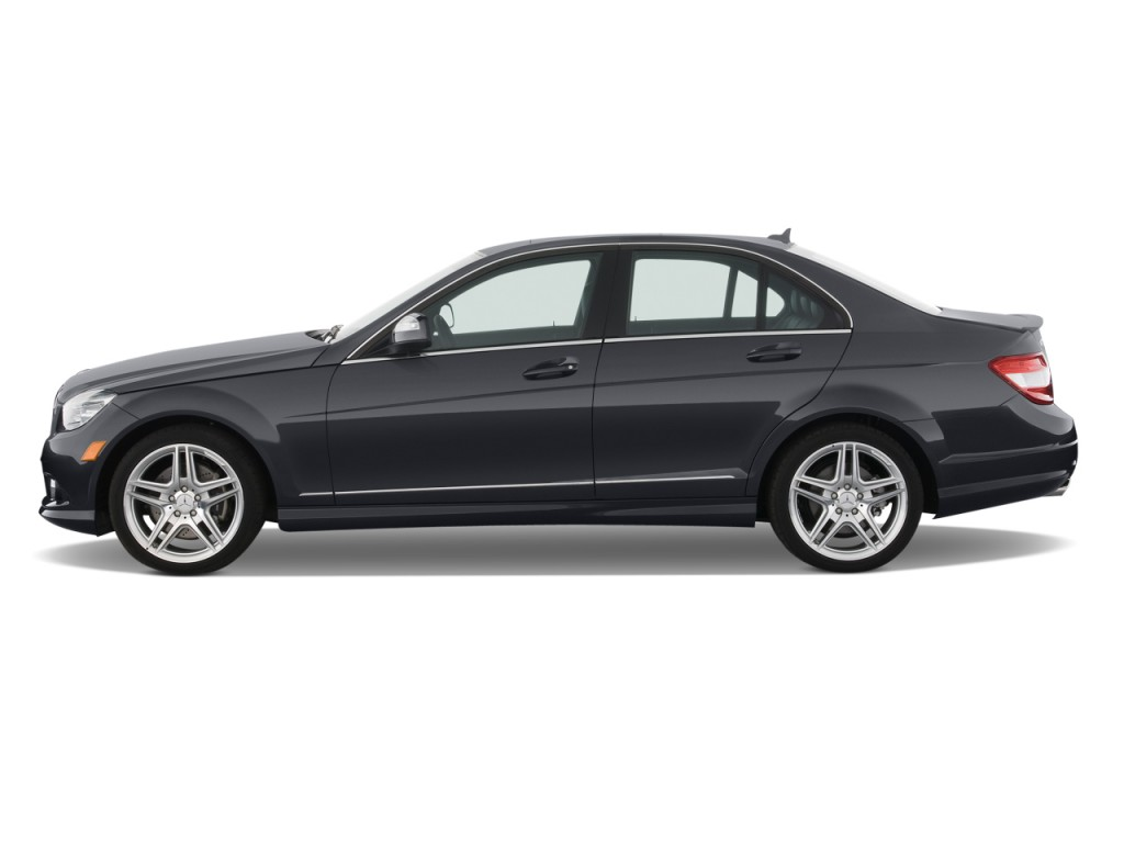 2008 mercedes benz c class 4 door sedan 3 5l sport rwd. Black Bedroom Furniture Sets. Home Design Ideas