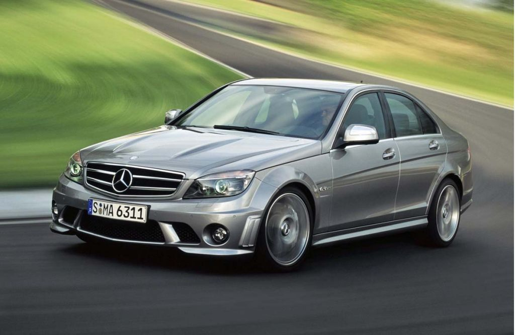2008 mercedes benz c63 amg review ratings specs prices for Mercedes benz c63 amg 2009