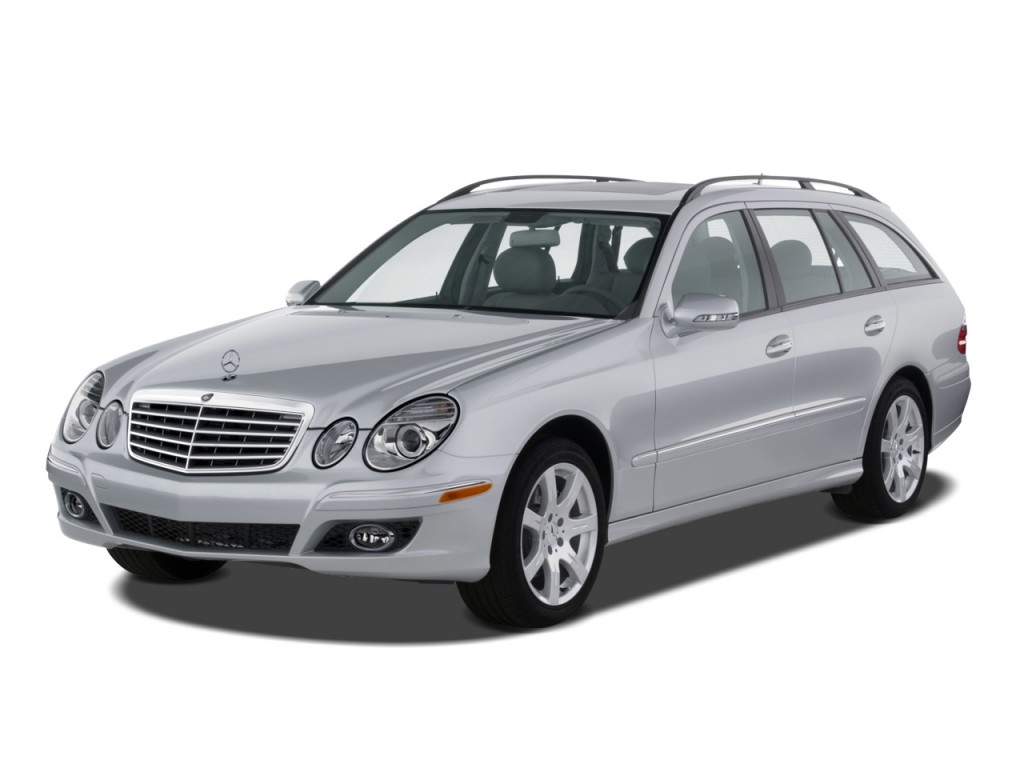 image 2008 mercedes benz e class 4 door wagon 3 5l 4matic. Black Bedroom Furniture Sets. Home Design Ideas