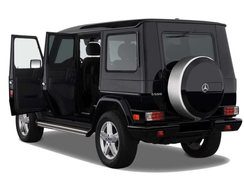 2008 mercedes benz g class pictures photos gallery green. Black Bedroom Furniture Sets. Home Design Ideas