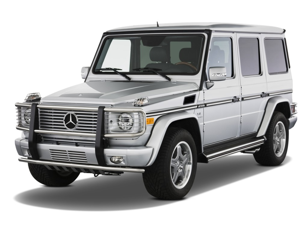 image 2008 mercedes benz g class 4wd 4 door 5 5l amg On mercedes benz 4wd