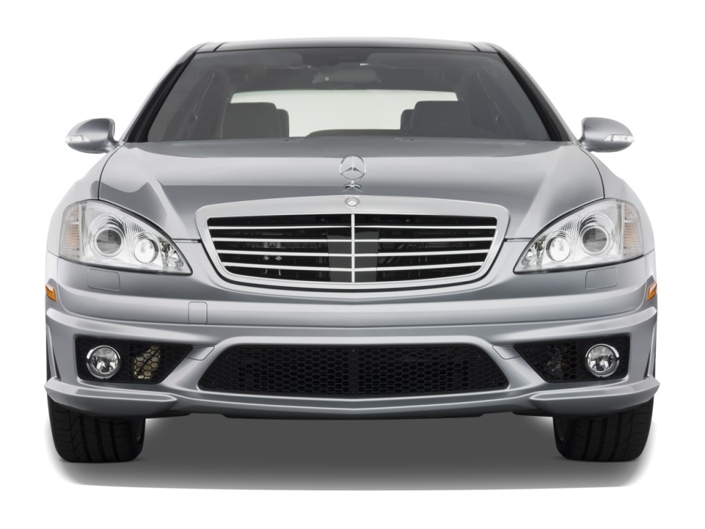 2008 mercedes benz s class 4 door sedan 6 3l v8 amg rwd for Mercedes benz amg 6 3 liter v8 price