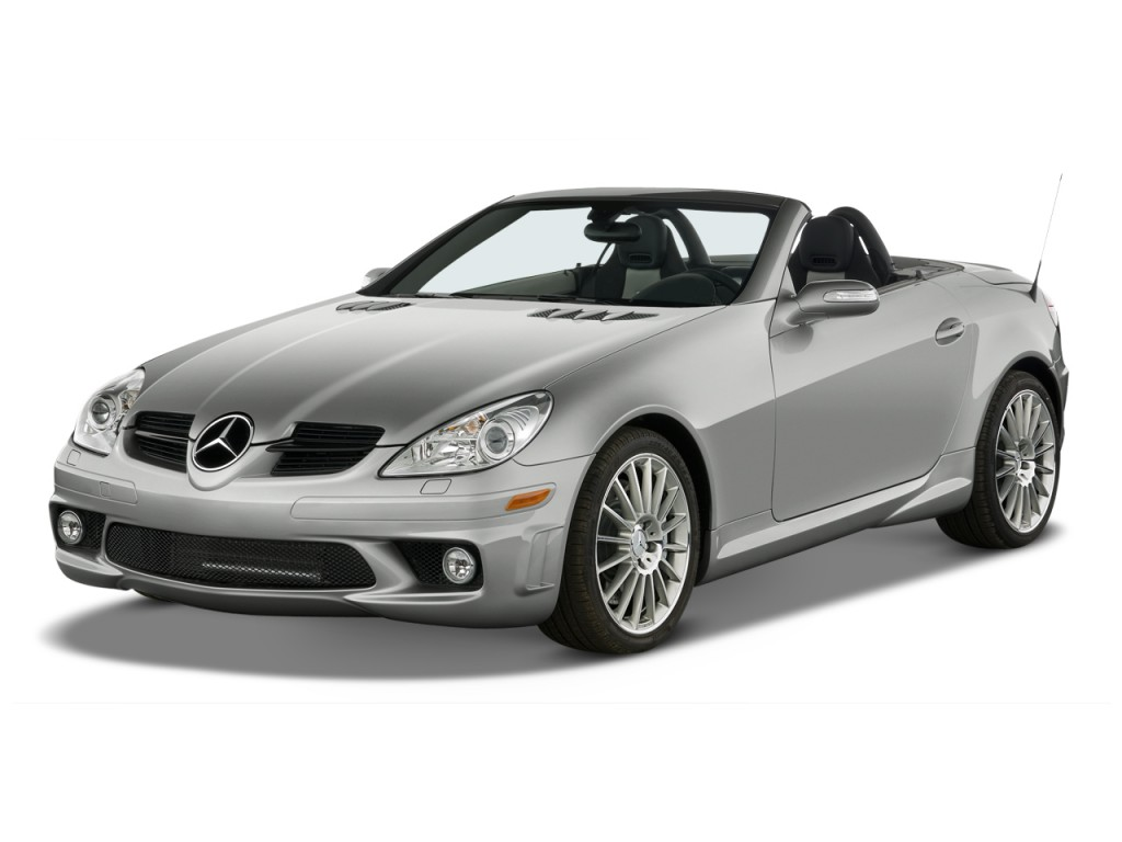 2008 mercedes benz slk class pictures photos gallery the. Black Bedroom Furniture Sets. Home Design Ideas