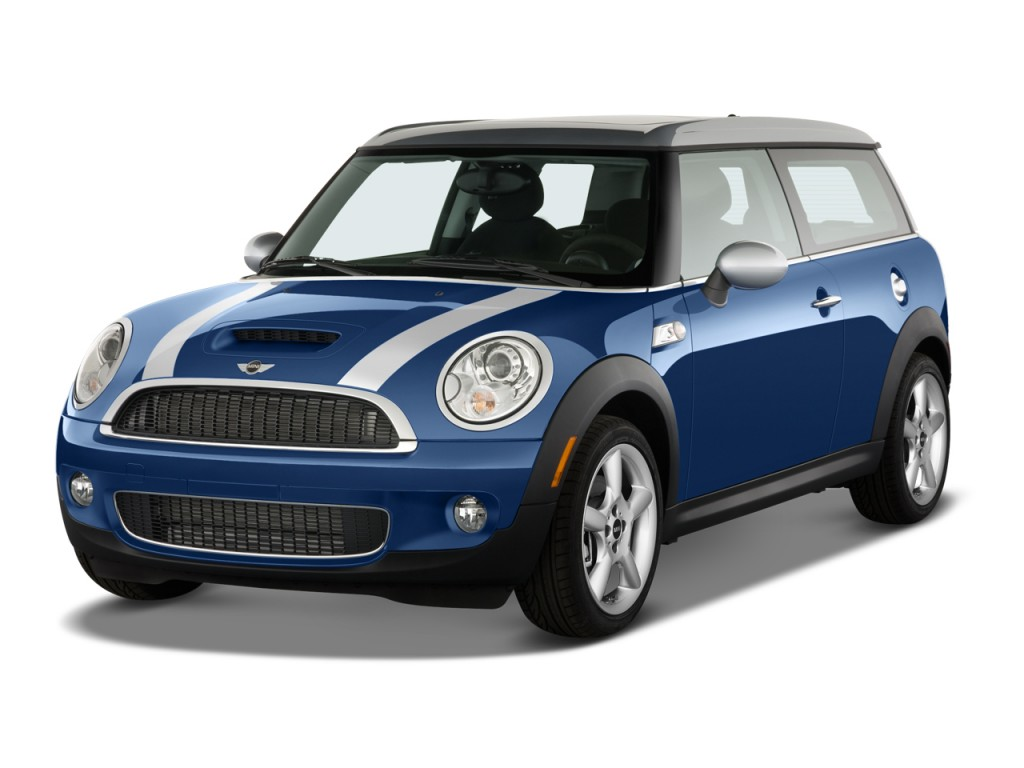 2008 MINI Cooper Clubman Pictures/Photos Gallery