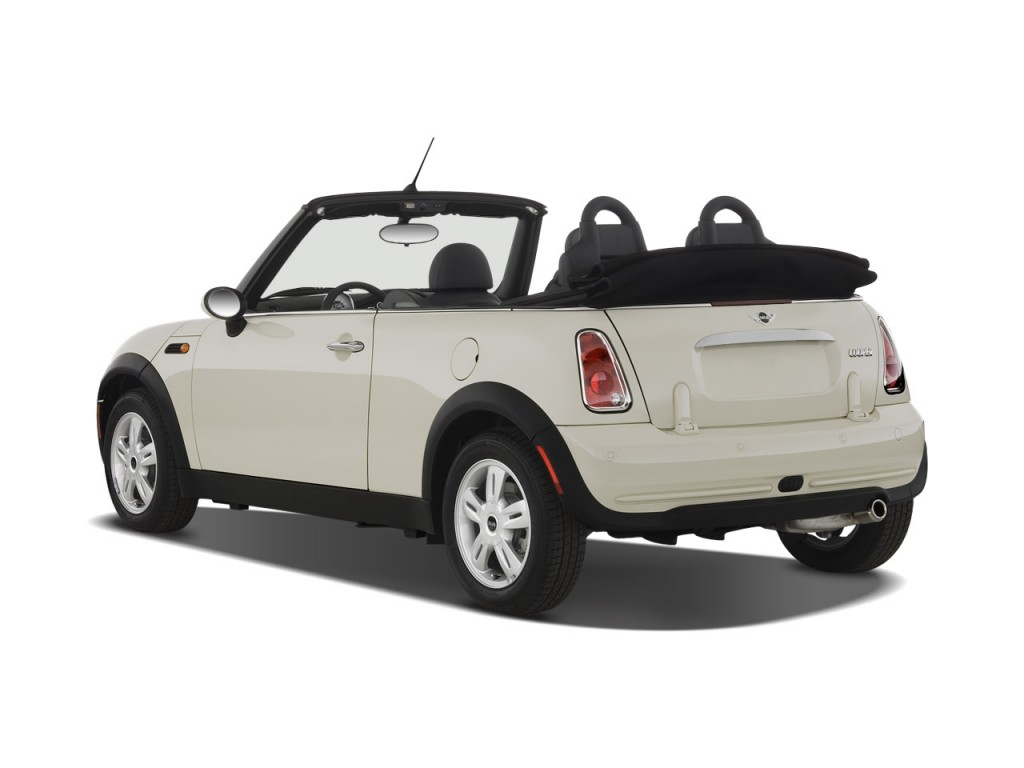 2008 mini cooper convertible pictures photos gallery motorauthority. Black Bedroom Furniture Sets. Home Design Ideas