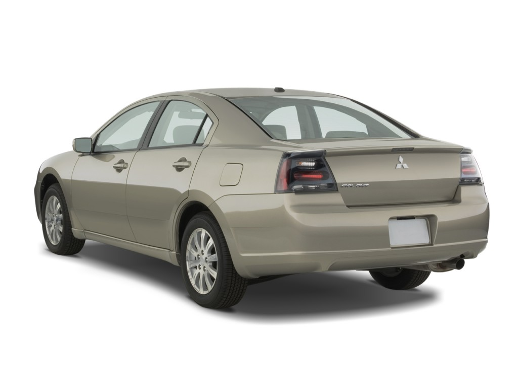 2008 Mitsubishi Galant Pictures Photos Gallery Green Car Reports
