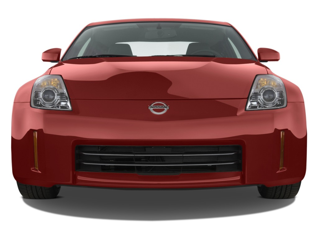 image 2008 nissan 350z 2 door coupe auto touring front exterior view size 1024 x 768 type. Black Bedroom Furniture Sets. Home Design Ideas