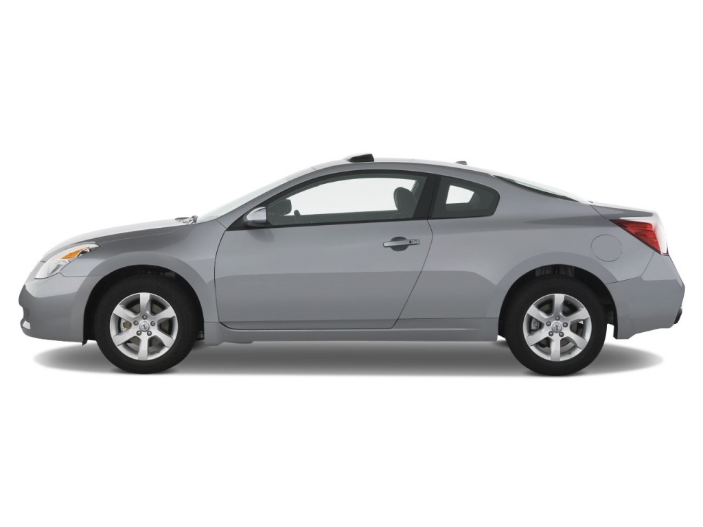 image 2008 nissan altima 2 door coupe i4 man s side exterior view size 1024 x 768 type gif. Black Bedroom Furniture Sets. Home Design Ideas