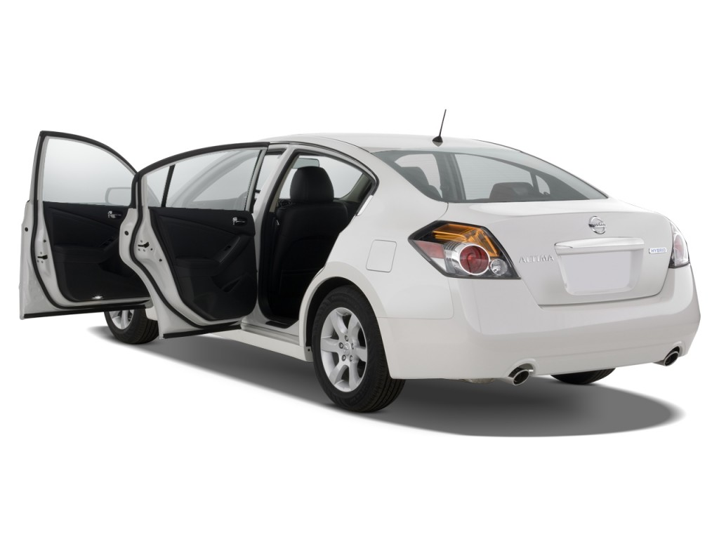 image 2008 nissan altima hybrid 4 door sedan i4 ecvt. Black Bedroom Furniture Sets. Home Design Ideas